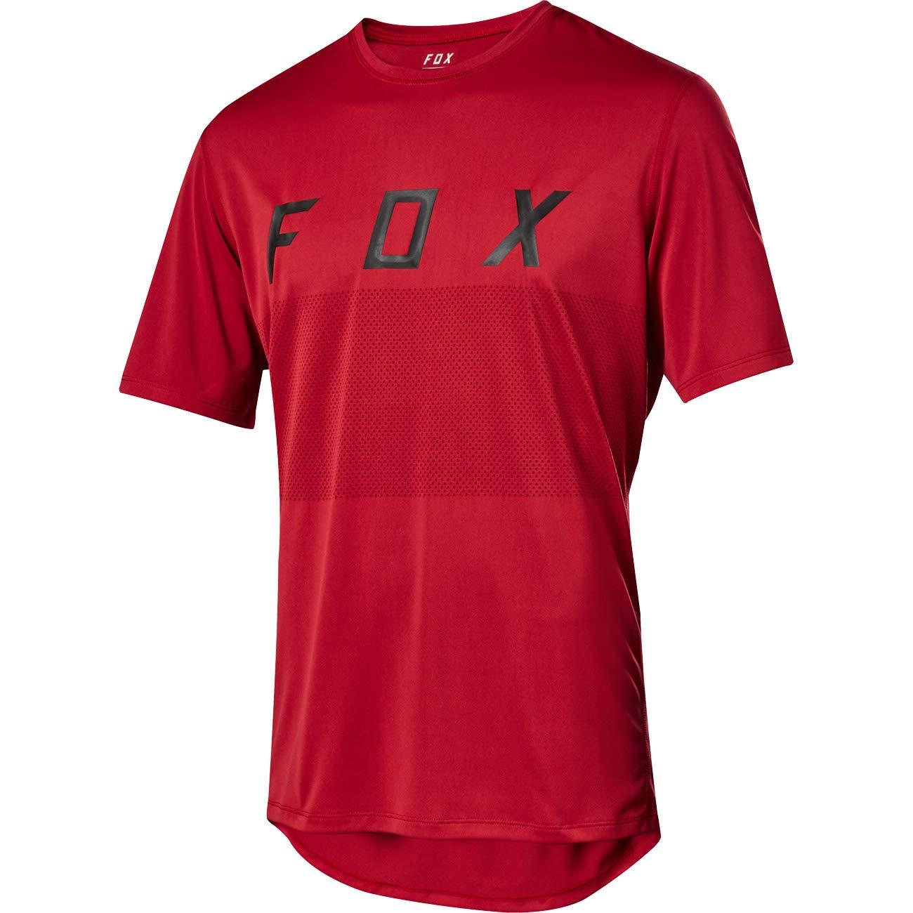 Fox Head Mens Ranger SS Foxhead MTB Jersey