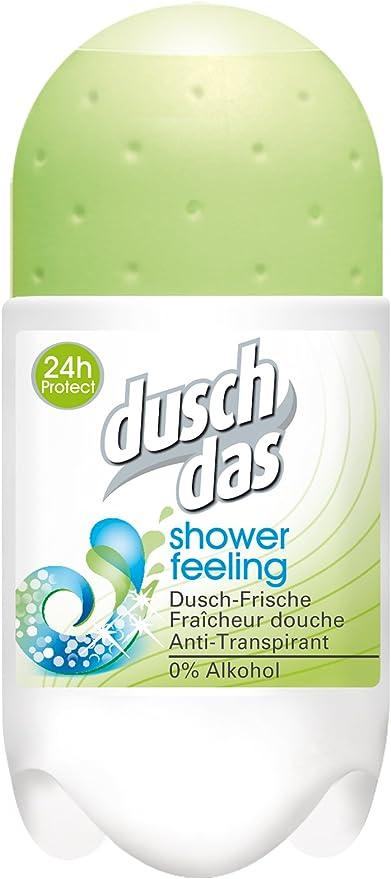 Duschdas Shower de la mujer sensación Desodorante Roll-On Pack de ...