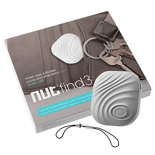 77 opinioni per Nut Find3 Bluetooth smart Anti-perso Tracker Key Finder Portafoglio Finder Real