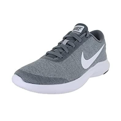NIKE Womens Wmns Flex Experience RN 7 Wolf Grey White Cool Grey Size 5.5
