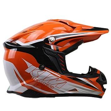 MERRYHE Adulto Off Road Motocross Enduro Casco Cara Completa Allround Motocicleta Protección De La Motocicleta Cascos