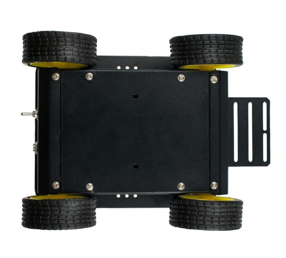 4WD Arduino Mobile Robot Platform with Encoder ROB0025 DFRobot Baron