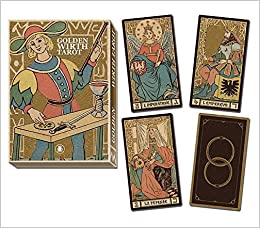 Golden Wirth Tarot Grand Trumps: Amazon.es: Lo Scarabeo ...