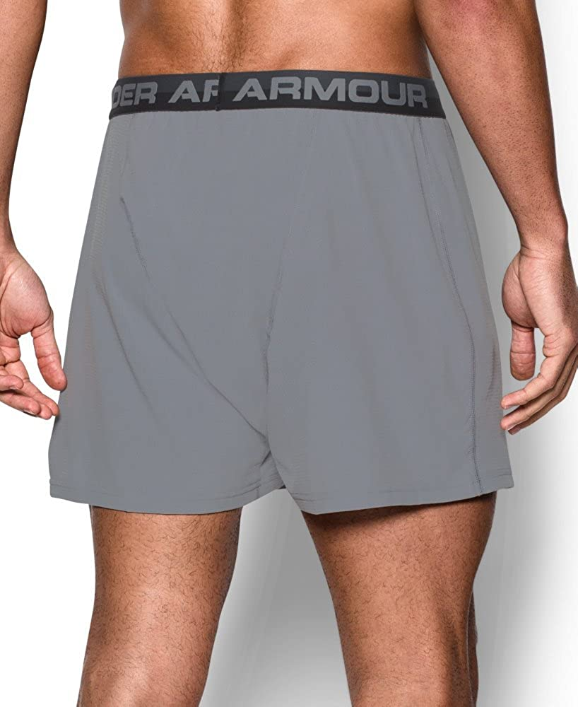 Under Armour Men Ua Airvent Woven Boxer Shorts