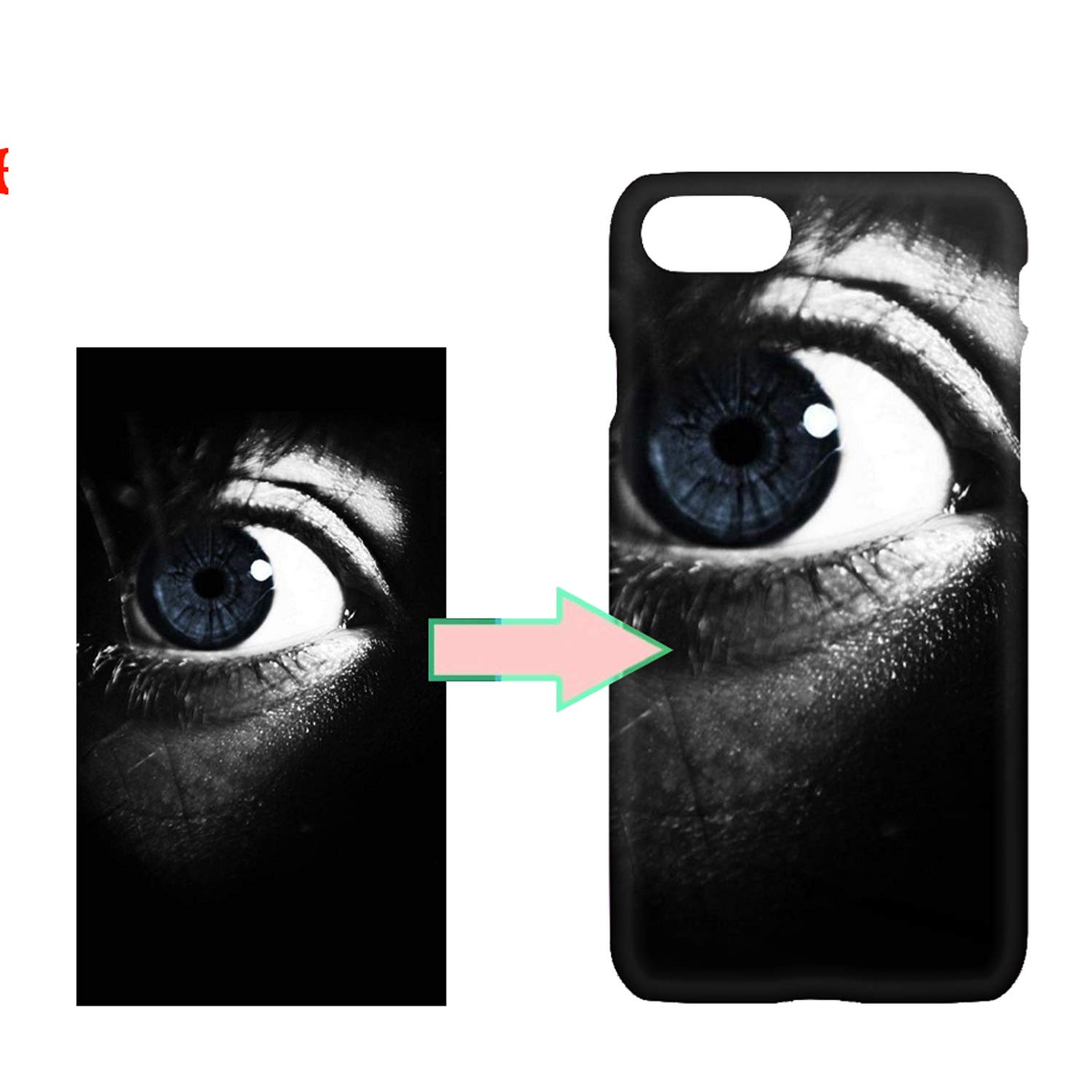 Amazon com: Short Scary Stories Soft Gel Case for iPhone 8 - Create