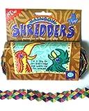 03138 Small Zig-Zag Rainbow Shredder Toys Foraging Craft Birds Talon Cage Chewy