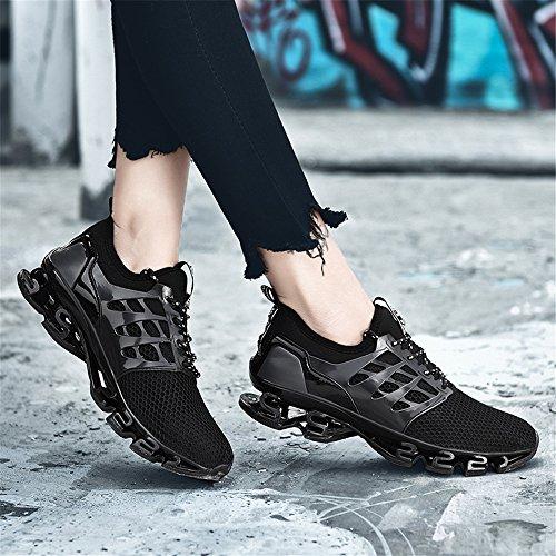 47 Running A De 35 Chaussures Trail Entraînement Noir Marron Gris Course Homme Bleu Femme Sneakers Chaussure Rose Compétition Sport Shoes Mesh Kubua fHqRwq
