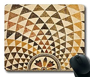 Native American Pattern Masterpiece Limited Design Oblong Mouse Pad by Cases & Mousepads by ruishername
