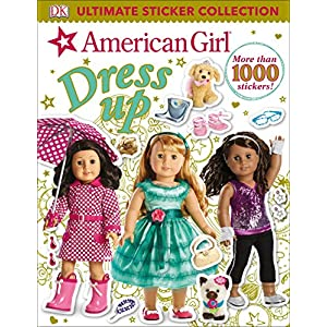 Ultimate Sticker Collection: American Girl Dress-Up