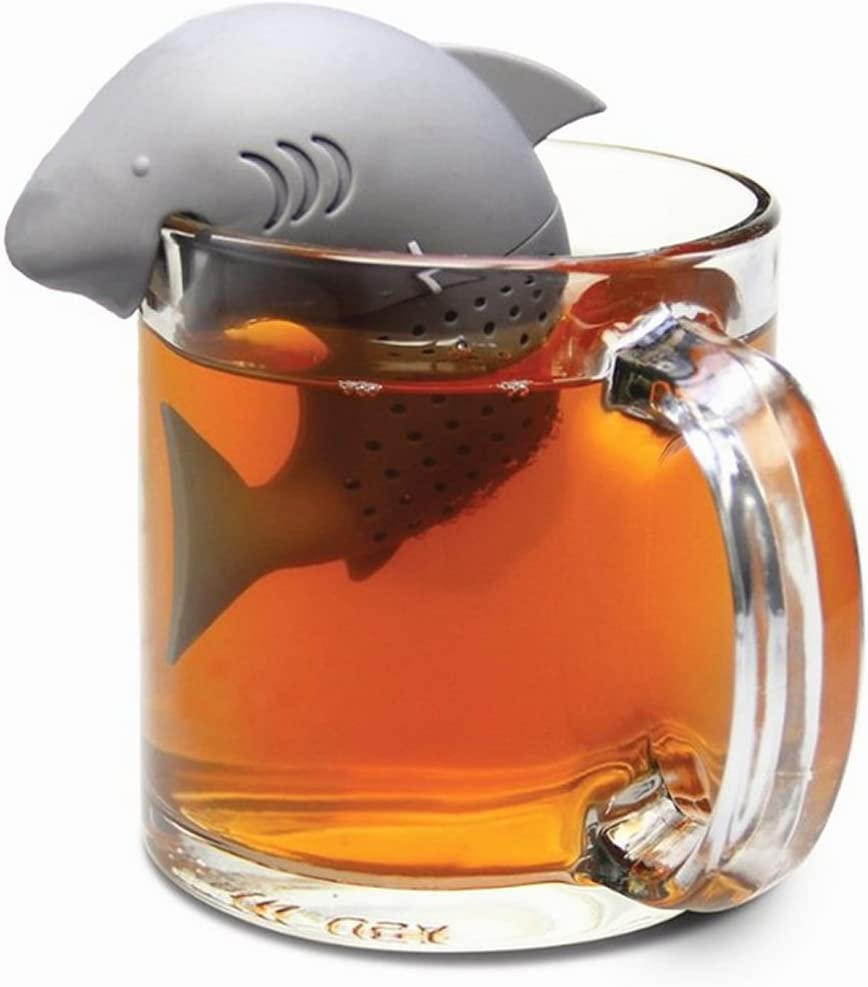 Cute Silicone Tea Bag Tea Infuser Loose Tea Leaf Strainer Herbal Spice Filter