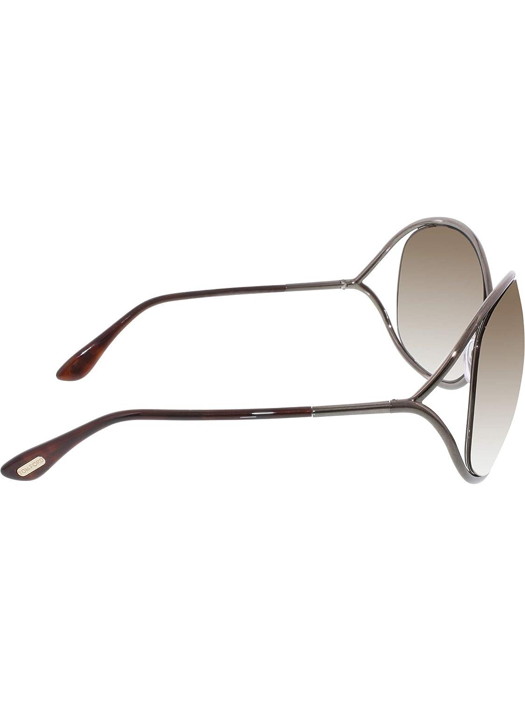 afd3639f305f Amazon.com  Tom Ford Authentic Sunglasses  MIRANDA TF130  Shoes