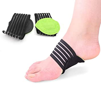 87c9cdf2bb DOACT Arch Support Plantar Fasciitis Insoles Brace for Man and Women, Pain  Relief for Flat
