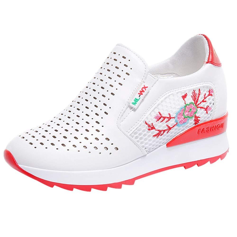 BBestseller-Zapatos Zapatos de senderismo Aumento zapatillas de deporte Sandalias para Mujer Otoño e invierno Sneakers Running Zapato