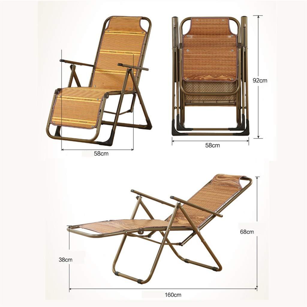 Amazon.com: Silla reclinable para jardín, tumbonas ...