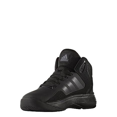 adidas Cloudfoam Ilation Mid K - Zapatillas baloncestopara niños ...
