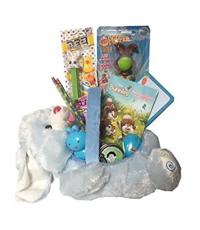 Amazon plush easter bunny gift basket crazy aarons easter plush easter bunny gift basket crazy aarons easter thinking putty easter basket stuffers easter negle Gallery