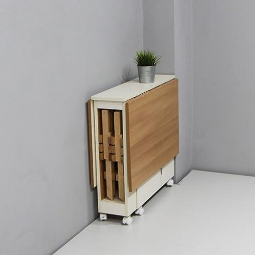 Amazon.com: Mesas ZR - Silla plegable de pared, telescópica ...