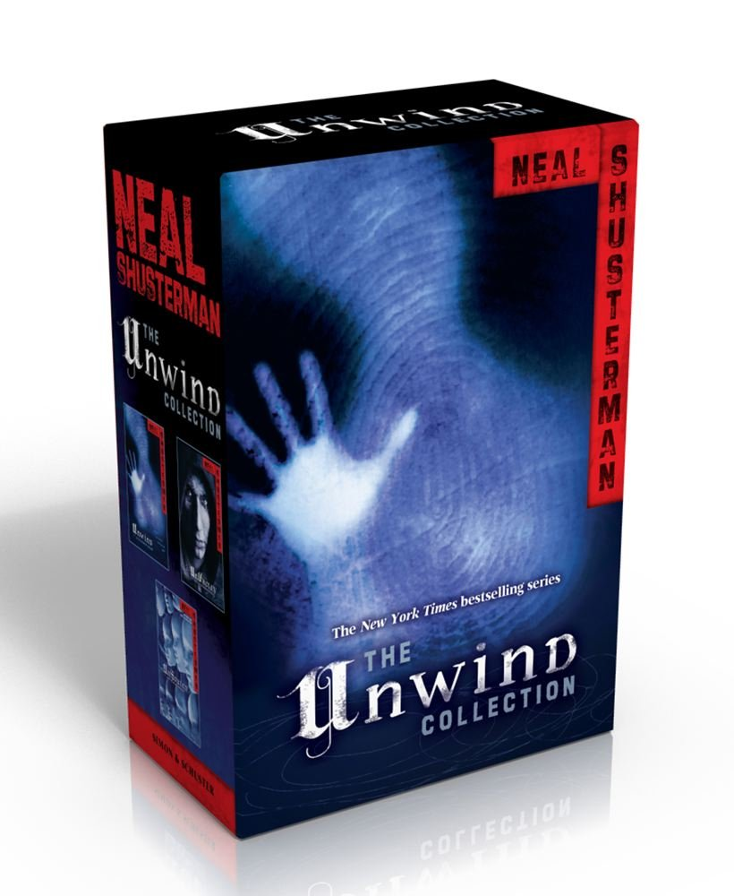 Amazon: The Unwind Collection: Unwind; Unwholly; Unsouled (unwind  Dystology) (9781442497719): Neal Shusterman: Books