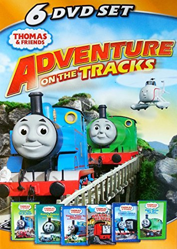 Thomas & Friends: Adventure on the Tracks by Universal Studios Home Entertainment