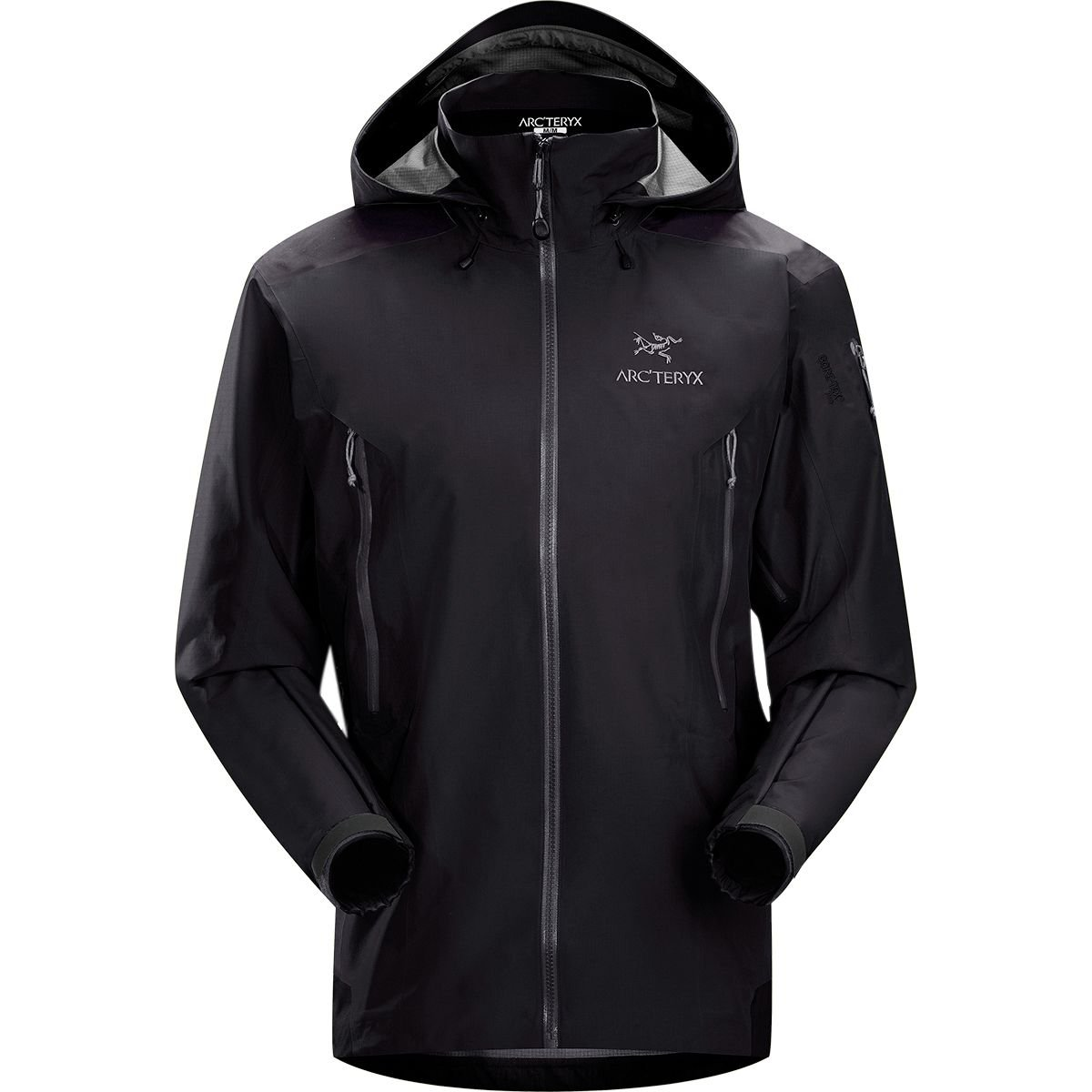 Arc ' teryx Theta AR Jacket – Men 's B076HQHBS8 XL|ブラック ブラック XL