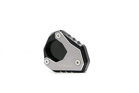 Amazon.com: COPART Motorcycle Kickstand Pad Side Kick Stand ...
