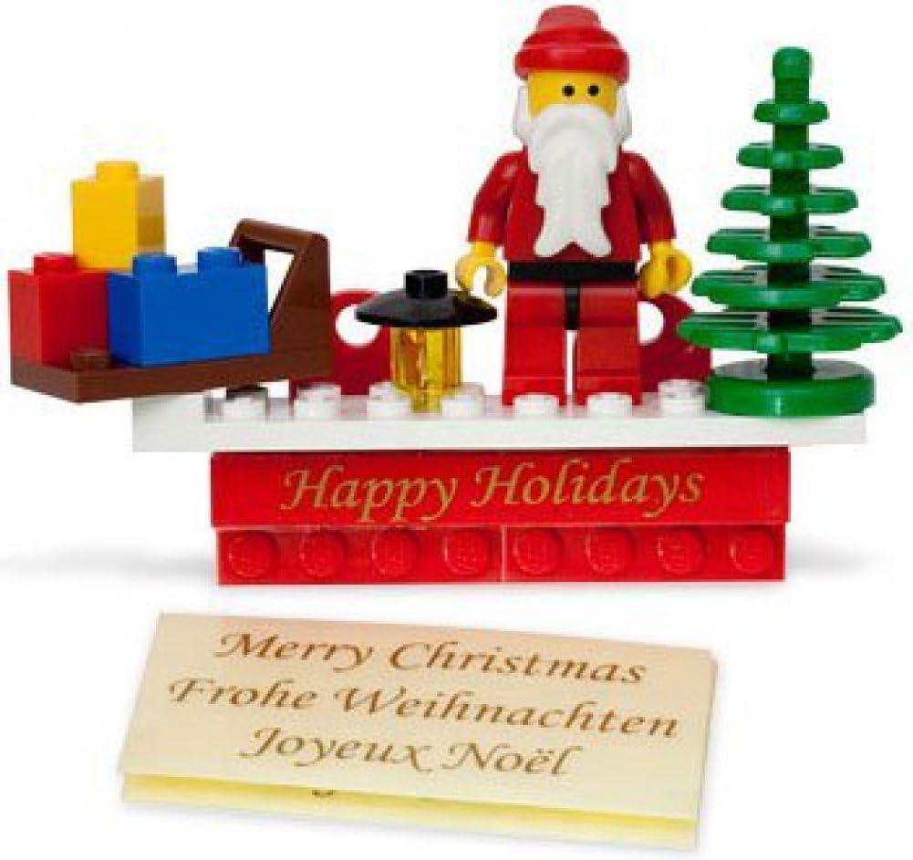 LEGO Set Holiday Scene Magnet (853353)