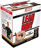 Labrada Nutrition Carb Watchers Lean Body Hi-Protein Meal Replacement Shake, Chocolate Ice Cream, 2.29-Ounce Packets (Pack of 20) For Sale
