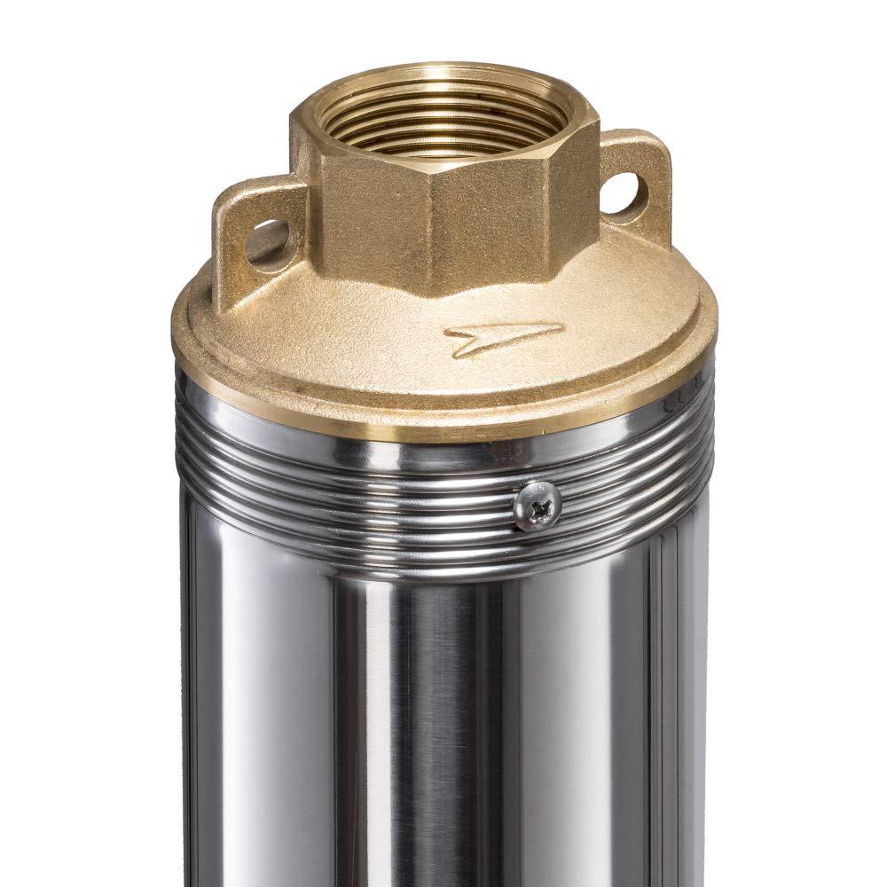 TROTEC Bomba para Pozo Profundo TDP 7500 E