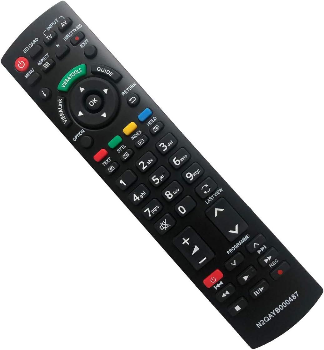 EAESE N2QAYB000487 Reemplazo Mando a Distancia para Panasonic ...