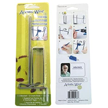 Amazon.com: The Coiling Gizmo Wire Coiling Jewelry Kit Brand New