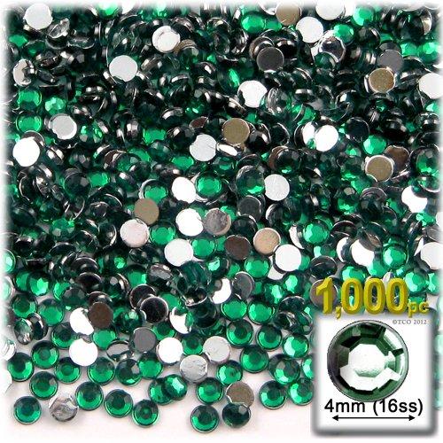 4 Mm Emerald Green - 4