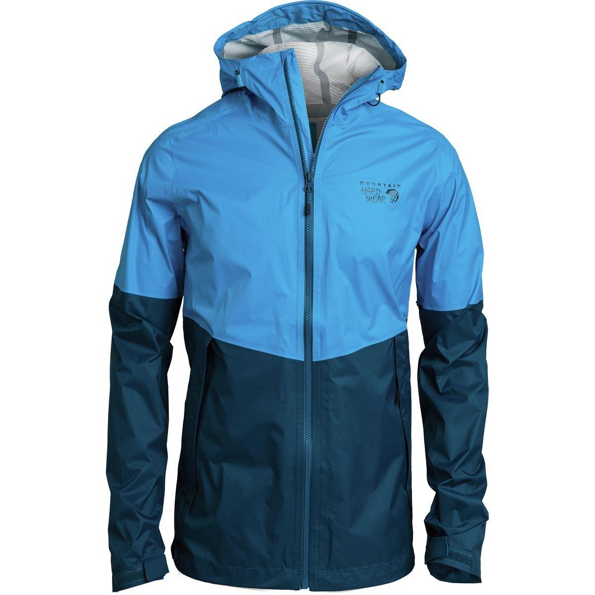 マウンテンハードウェア指数Jacket – Men 's B01GUI20SK 3L|オーシャンブルー オーシャンブルー 3L