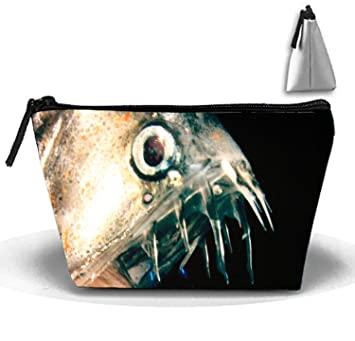 c8369de1aad3 Amazon.com   Scary Looking Sea Fish Waterproof Nylon Organizer for Travel  Accessories   Beauty
