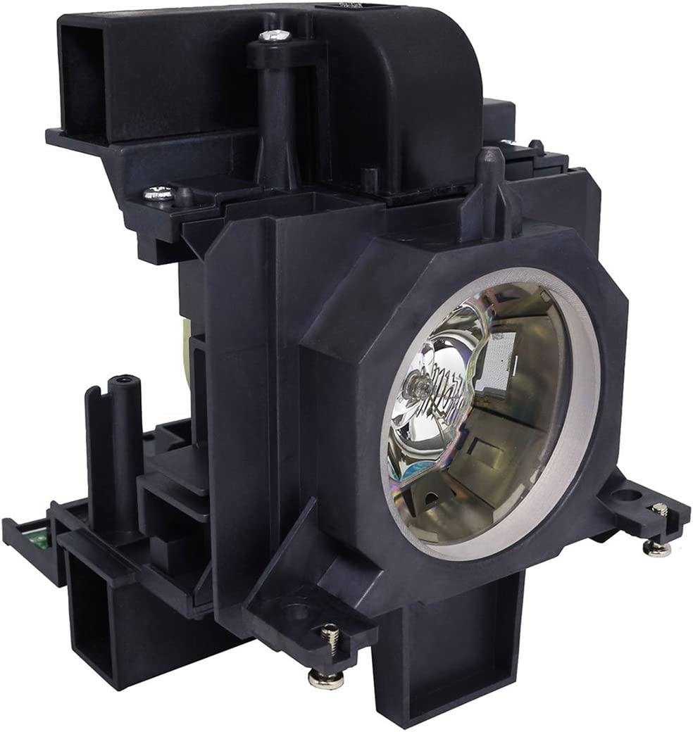 Original Philips Bulb Inside Lutema Platinum for Sanyo PLC-WM5500L Projector Lamp with Housing
