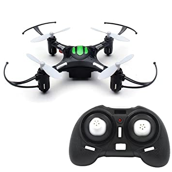Vococal - JJRC H8 Mini RC Helicóptero de Drone Quadcopter 2.4GHz 4 ...