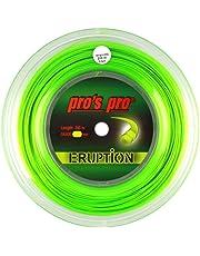 PROS PRO Eruption Tennissaite - 200m Rolle - Grün