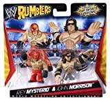 WWE Rumblers Rey Mysterio And John Morrison Figure 2-Pack