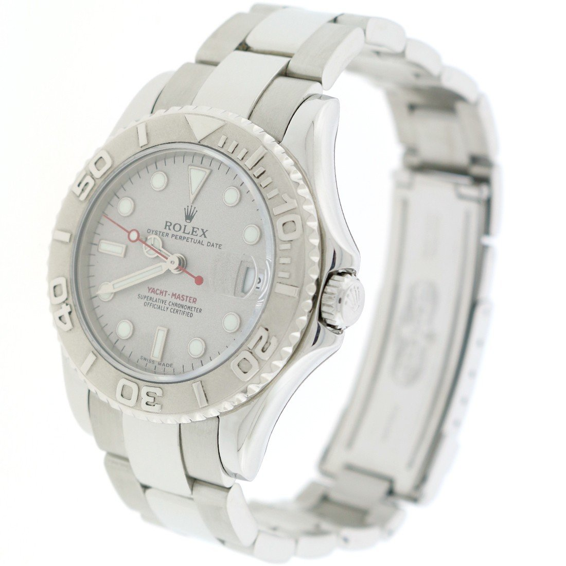 Rolex Yacht-Master automatic-self-wind mens Watch 168622 (Certified Pre-owned) by Rolex (Image #4)