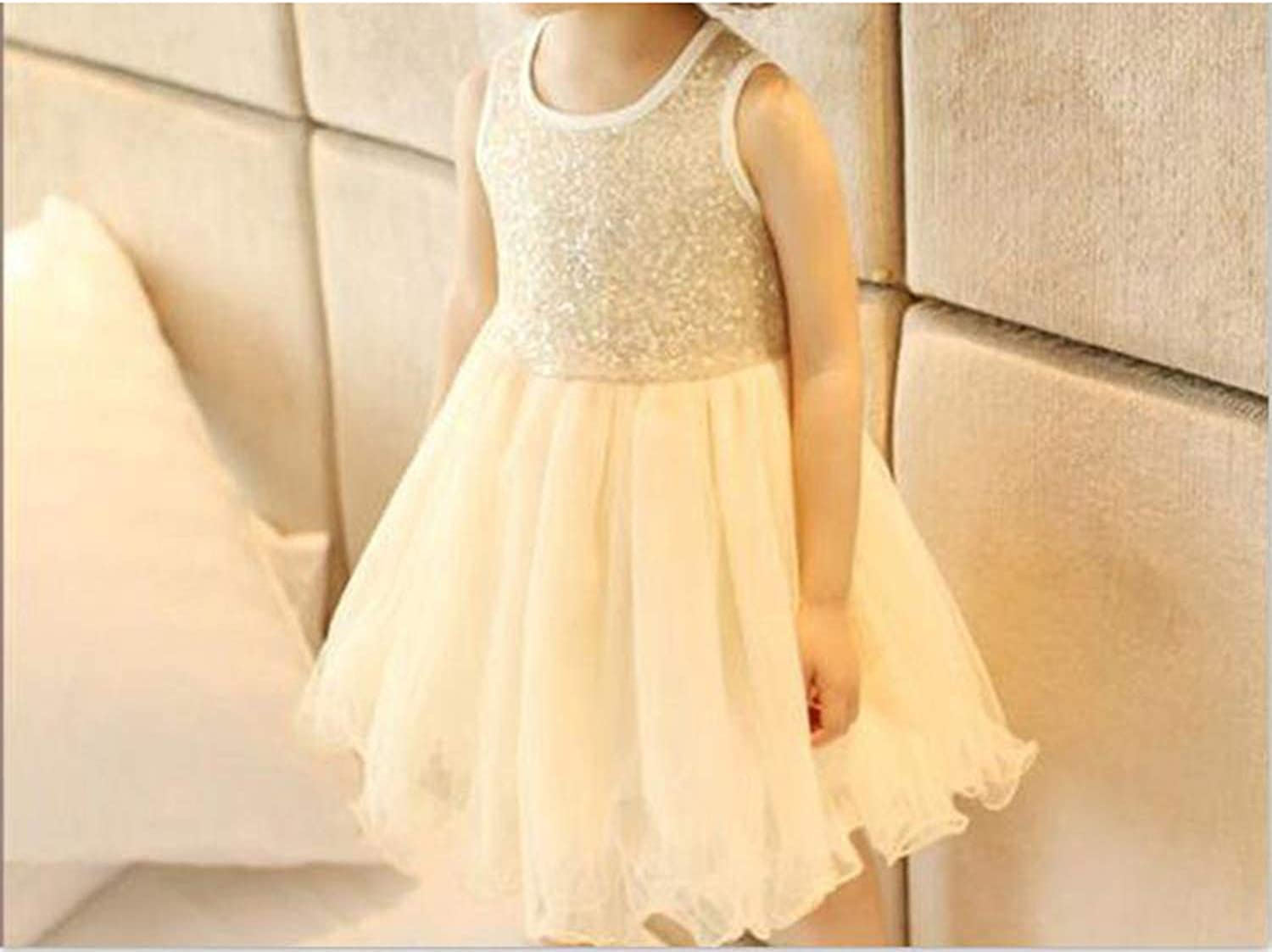 Baby Girls Dress Toddler Children Princess Clothing Sequins Party Clothes Kids Dresses for Girls