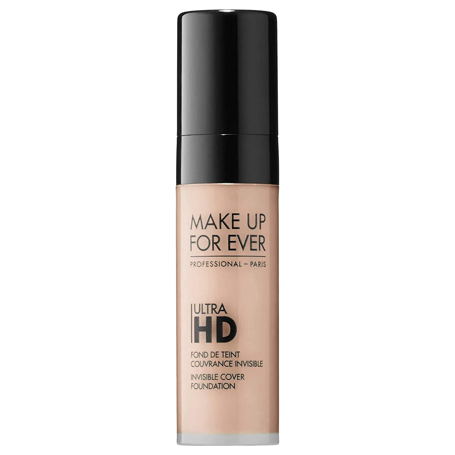 Make Up For Ever Ultra HD Invisible Cover Foundation .16 oz 115=R230 Ivory