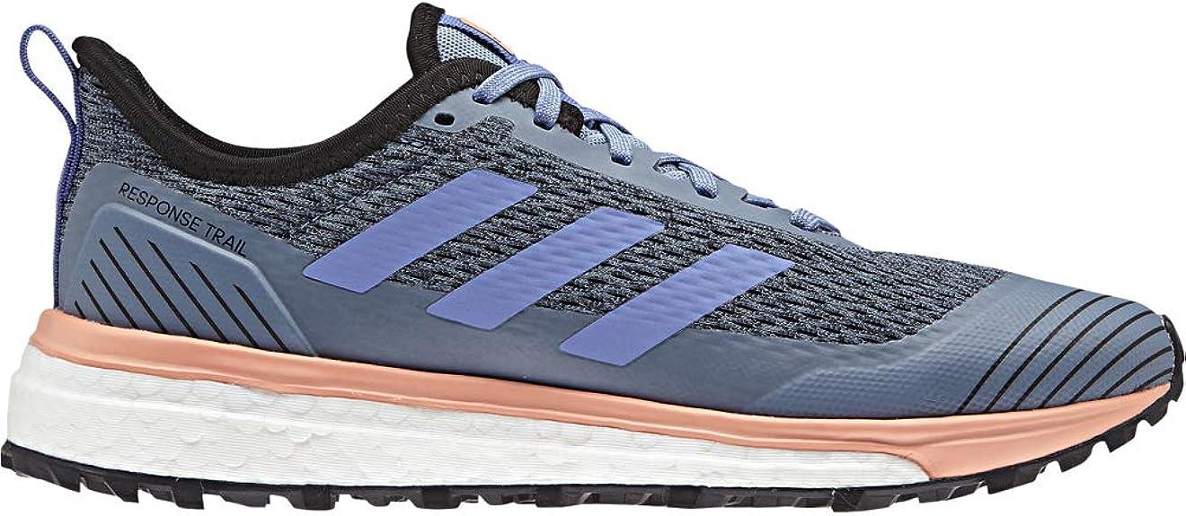 adidas Sport Performance - Zapatillas de deporte para mujer, color morado, 10.5 M: Amazon.es: Zapatos y complementos