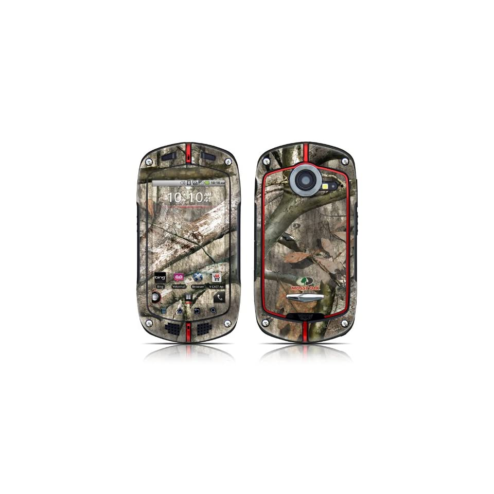 Treestand Design Protective Decal Skin Sticker (High Gloss Coating) for Casio G'zOne Commando C771 Cell Phone Cell Phones & Accessories