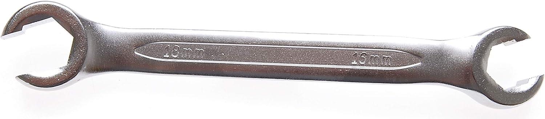 SW 24 x 27 mm Offener Doppel-Ringschl/üssel BGS 1761-24x27