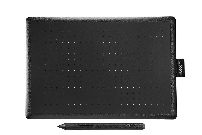 ペンタブレット One by Wacom ペン入力専用モデル Mサイズ CTL-672/K0-C
