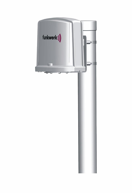 Aktive UMTS Antenne