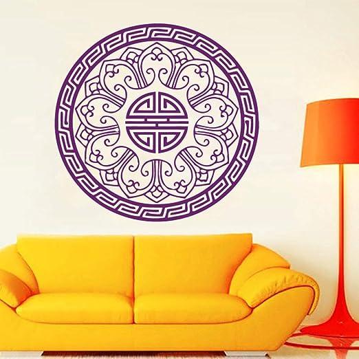 Mandala Adhesivos de pared Cita de Buda Adhesivos de pared ...