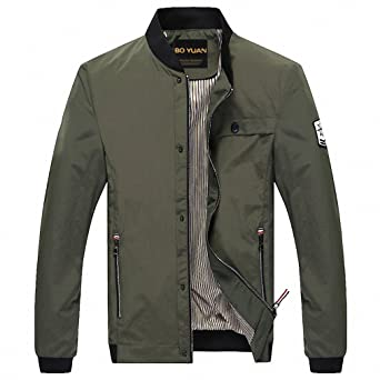 Amazon.com: Men Military Army Jackets Chaquetas de Hombre ...
