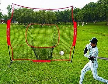 収納袋付き 説明書 組立 バッティング 野球ネット