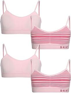 ee19ff91bae Amazon.com  dELiAs Girls Super Soft Seamless Bra with Lace Trim