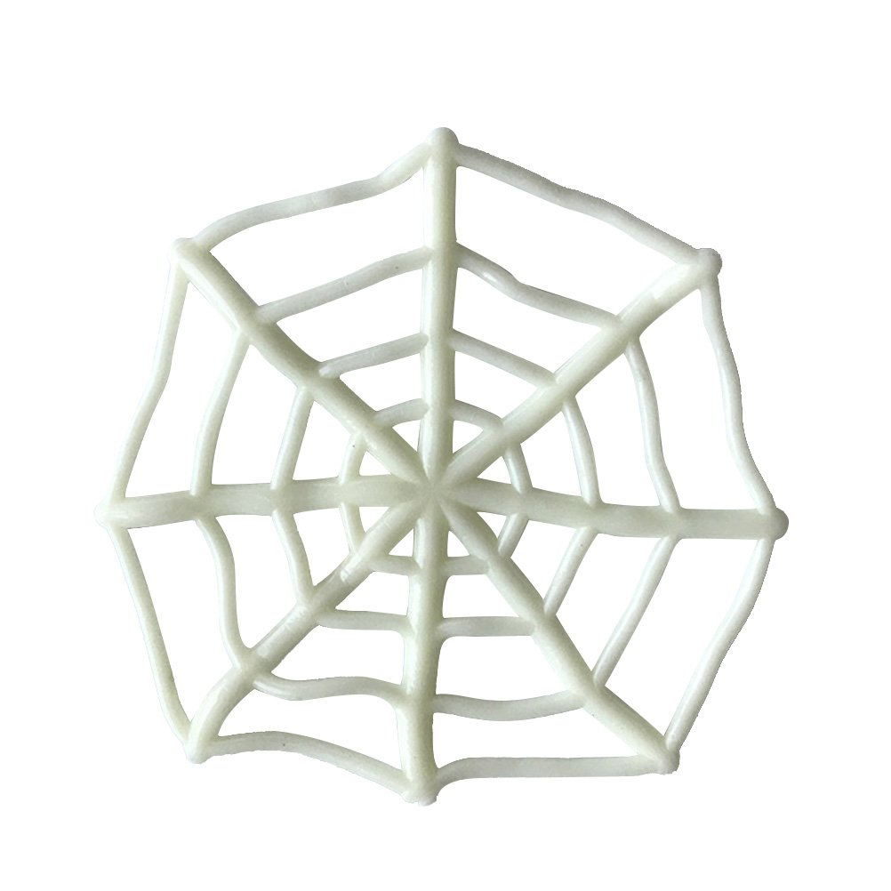10pcs Spider Web Toy Sticky White Cobweb Halloween Haunted House Supplies Home Decor Props Tricky Toy